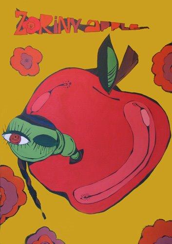 Zoriny apple 100 x 70 cm