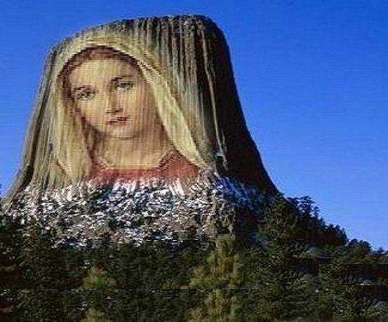صلاة العدرا مريم سيدة فلسطين