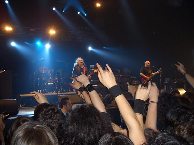 Armando y Carlos (de izda. a dcha.)