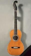 Guitarra Acústica Martin de 1852: