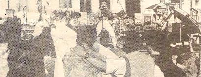 Épsilon, 1º de Mayo de 1987, Plaza de Santa María (Lugo):