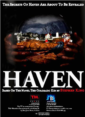 Cartaz1 Haven 1ª Temporada RMVB Legendado
