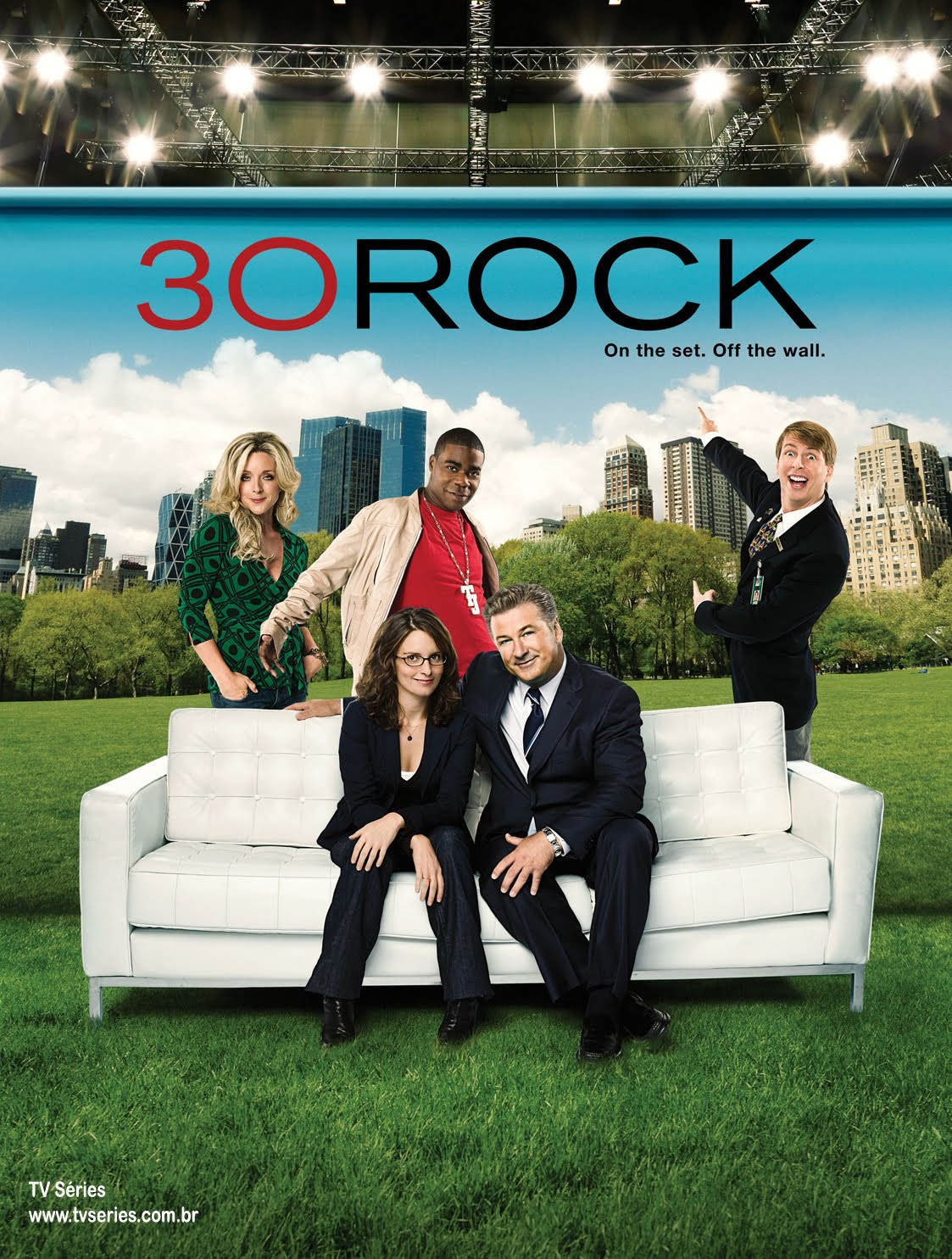 S3 Poster1 Download   30 Rock S05E05   Reaganing