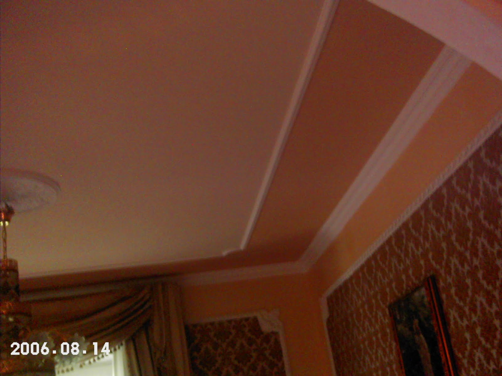 Decoratione cartone gesso