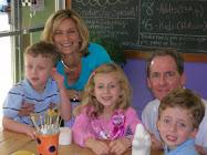 Bob, Eve, Lindsay, Blake and Joel