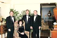Sara, Marvin, Randy and K.B. Lee