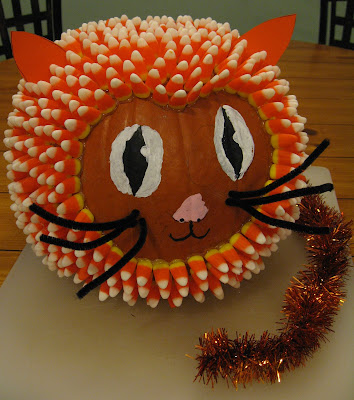 Deborah's Journal: Pumpkin Decorating