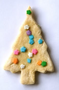 Christmas Cookie nach deutschem Rezept © Cornelia Schaible
