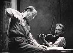 Eugene Ormandy & Fritz Kreisler