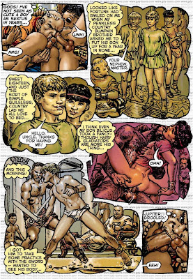 Comics Free gay bdsm