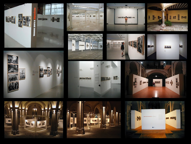 Exhibition by Miguel Angel Invarato, ImagenPositiva+ and F.M.S.G.
