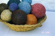 esferas texturadas