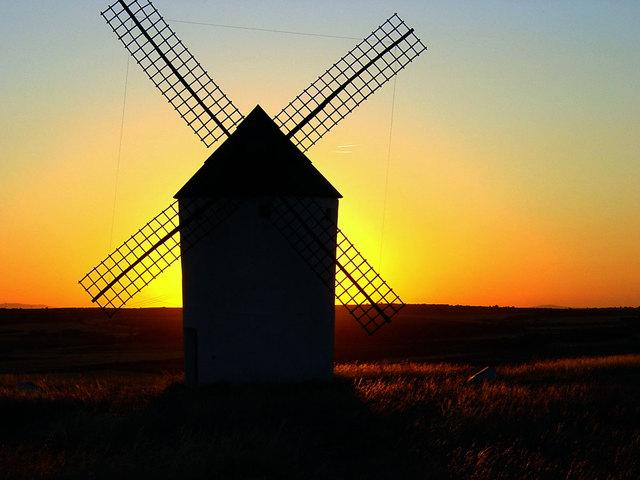 letra de la cancion de molinos de viento de mago: