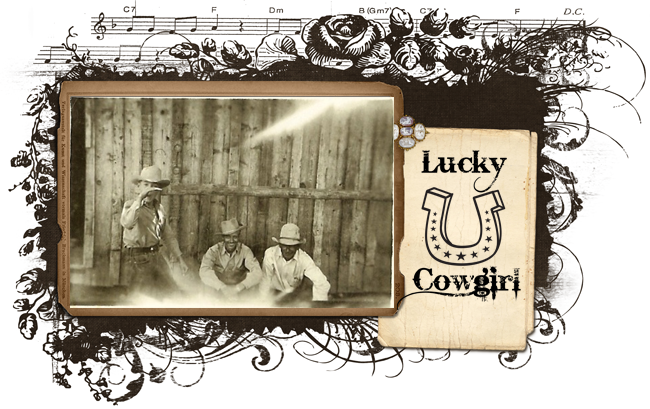 The Lucky Cowgirl