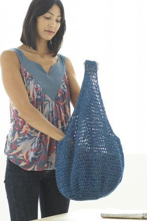 Coffee Crochet: Corny Corn Cob Plastic Bag Holder