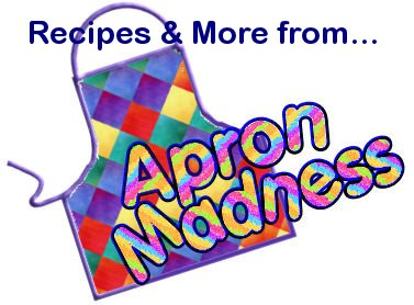 Recipes & More with Apron Madness