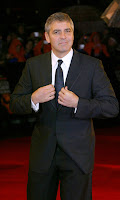 clooney suit Well Suited for the World Stage