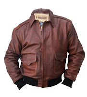A2+USAAF Timeless Classic: The A 1 Flight Jacket