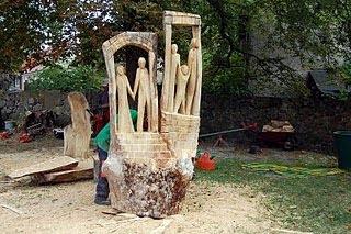 Bildhaueraktion 2010