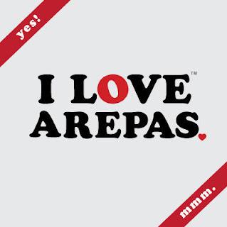 Yo amo a las Arepas