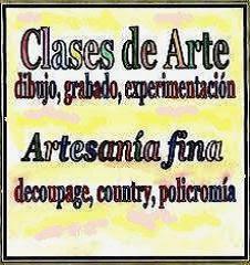Clases de arte