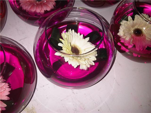 Alma de angel adornos florales - Centros de mesa modernos para casa ...
