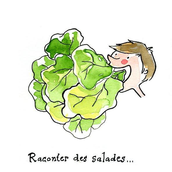 Marion de castillon les expressions du potager for Eliminer les vers des salades