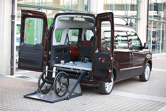 La vida con ela adaptar el coche for Cuanto cuesta adaptar un coche para silla de ruedas