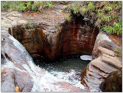 carrancas minas gerais mg viajando sem frescura deixa brasil  complexo da toca poço do coração coracao paraiso