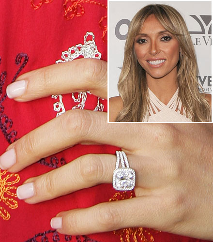 giuliana rancic wedding ring - Giuliana Rancic Wedding Ring
