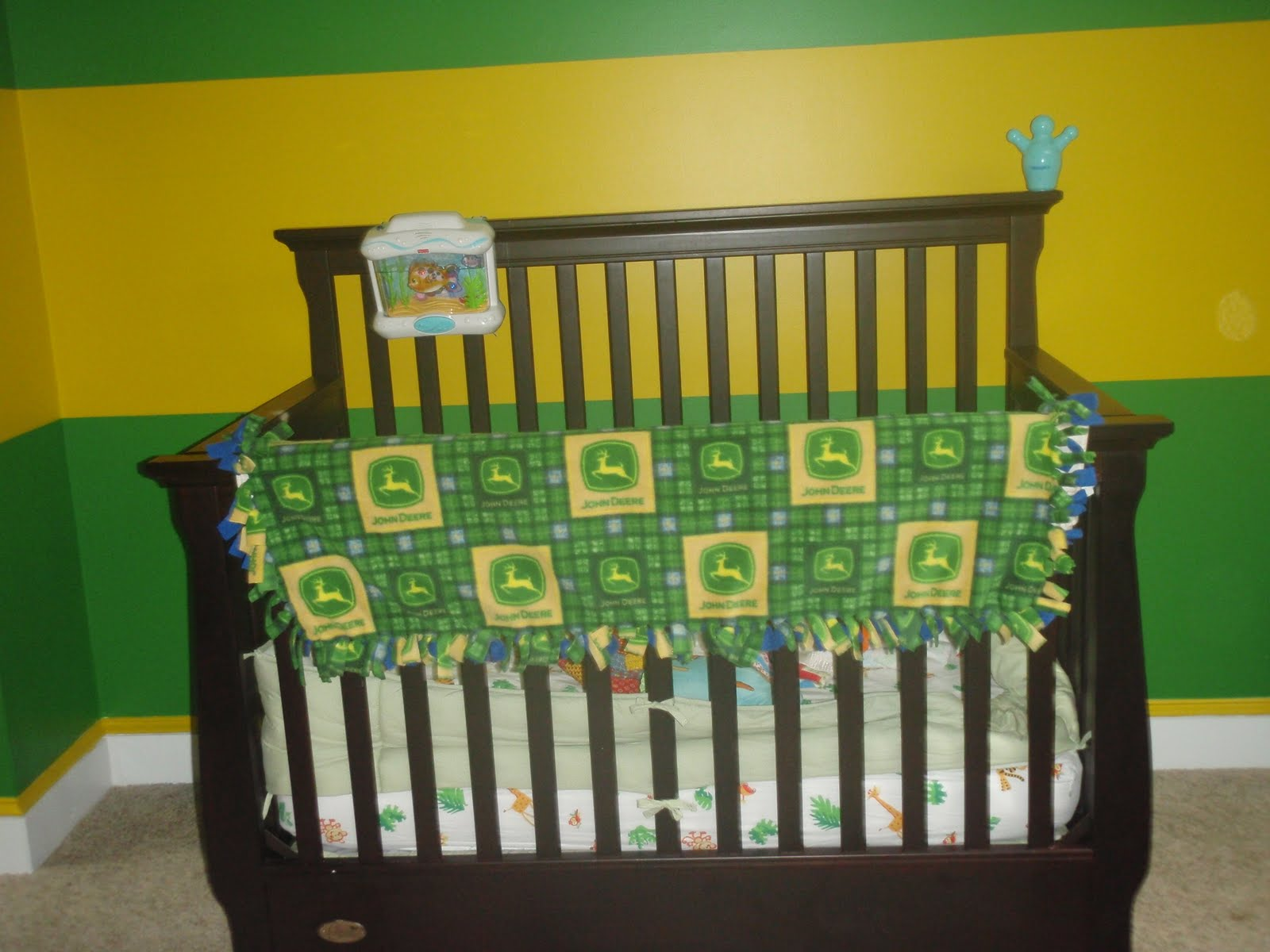 Baby Room Ideas My New John Deere Room