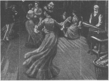 Ilustracion del Carnaval de 1905