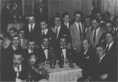 Angel Vargas, Eduardo del Piano, Astor Piazzolla, Armando Pontier