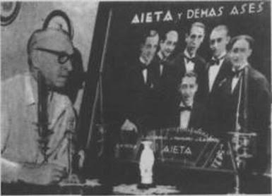 Anselmo Aieta en 1960