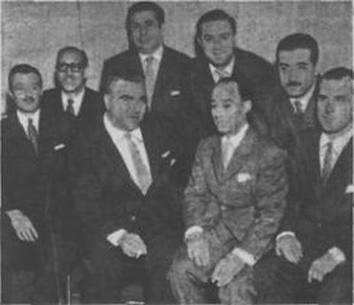 Argentino Galvan con los Astros del Tango
