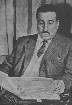 Argentino Galvan en 1951