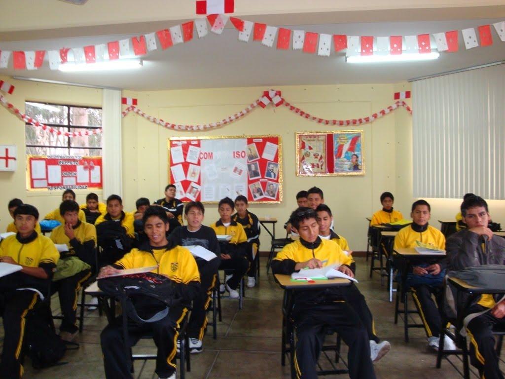 Construyendo aulas democr ticas en el per actividad for Concurso para profesores
