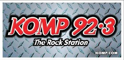 KOMP 923 FM The ROCK Station