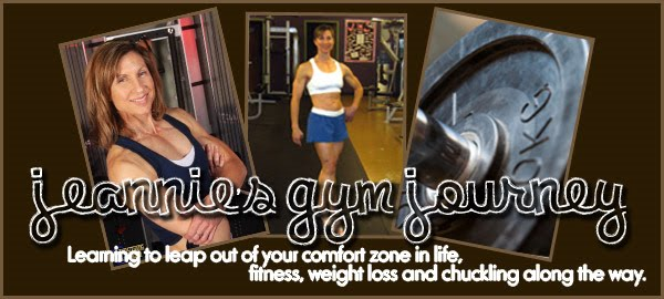 Jeannie's Gym Journey