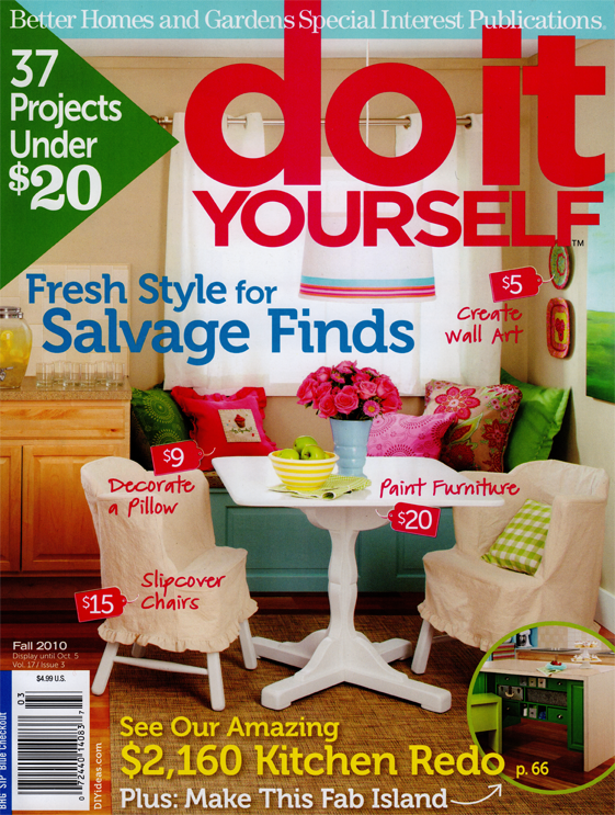 courage to create dropcloth decor and do it yourself magazine. Black Bedroom Furniture Sets. Home Design Ideas