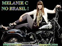 Melanie C no Brasil.