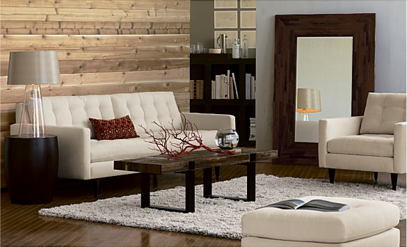Copy Cat Chic Crate And Barrel Petrie Sofa