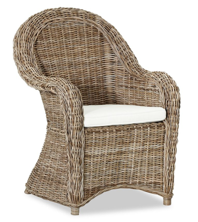 World Market Lately: Pottery Barn Torrey Armchair