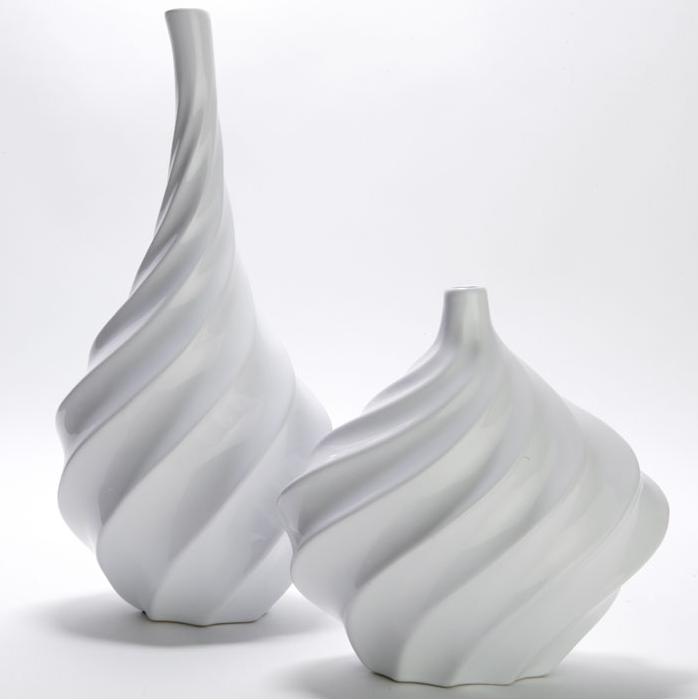 jonathan adler spiral vase copycatchic. Black Bedroom Furniture Sets. Home Design Ideas