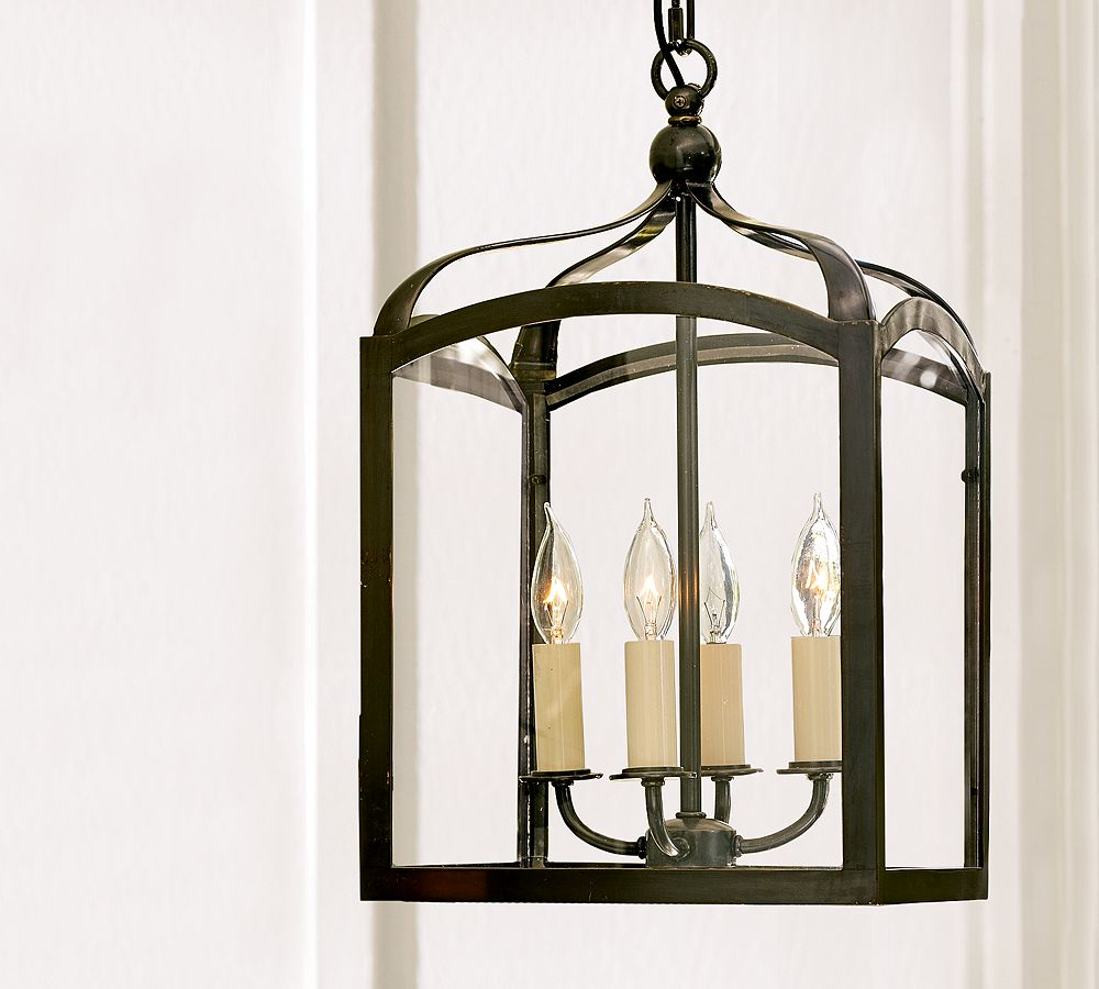 Foyer Lighting Lantern : Pottery barn gothic lantern copycatchic