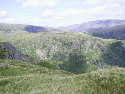 Far Easedale Ridge