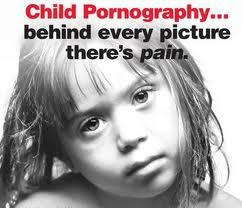 Όχι στη Παιδική Πορνογραφία