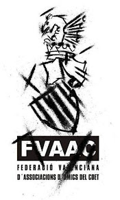 FVAAC Federación Valenciana Amics del Coet