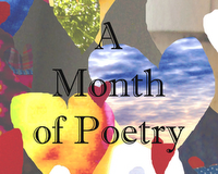 "I completed ""a month of poetry"" in February 2009."