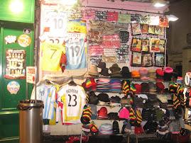 Porque el fútbol también está en París - Barrio Latino